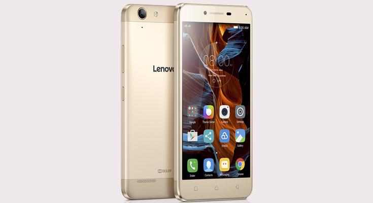 Lenovo представила новые смартфоны VIBE: K5 Plus и K5