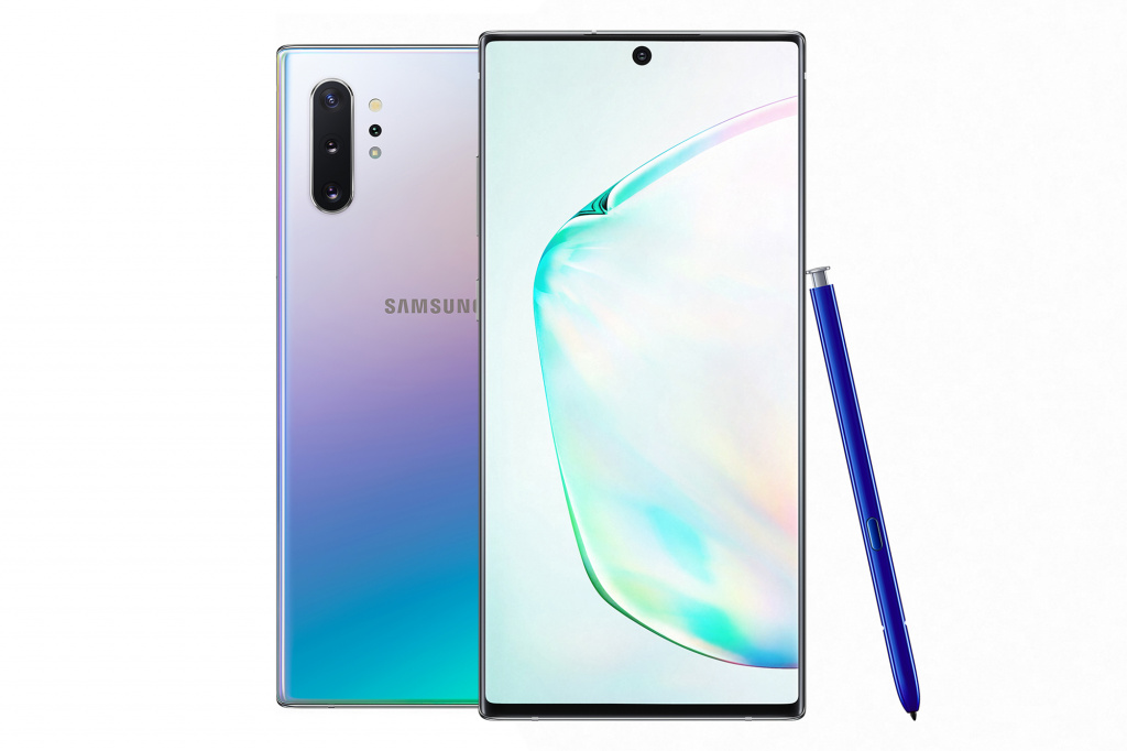"Note 10 ""Аура"""
