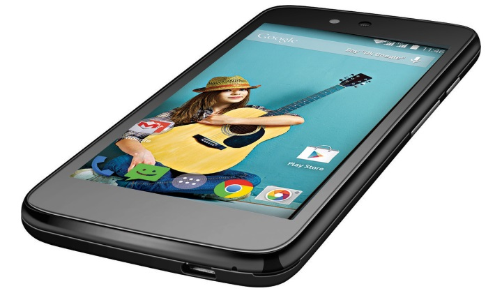 Spice Android One Dream UNO Mi-498