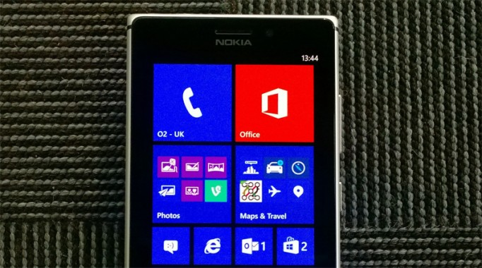 Папки в Windows Phone 8.1