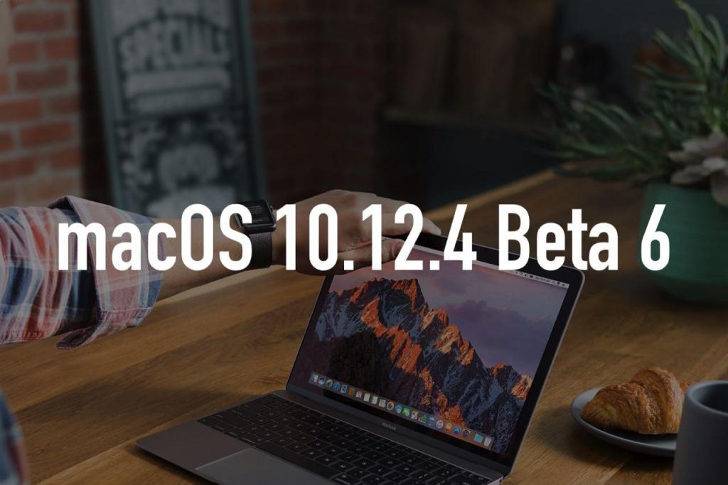 macOS 10.12.4 beta 6