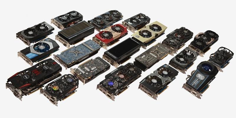 Видеокарты, изменившие компьютерный мир — часть №1
