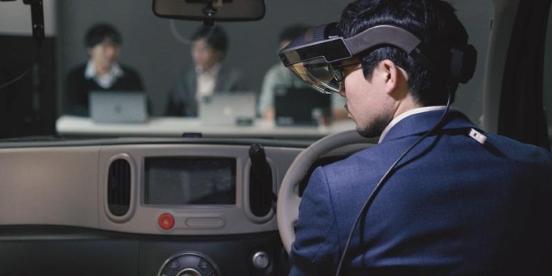 CES 2019: система вождения будущего от Nissan