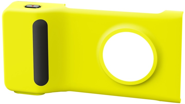 Nokia PD-95G Camera Grip and Extra Battery for Lumia 1020