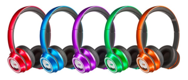 Monster NCredible Ntune Candy Headphones