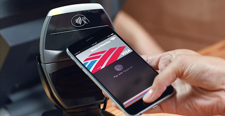 Apple Pay Россия