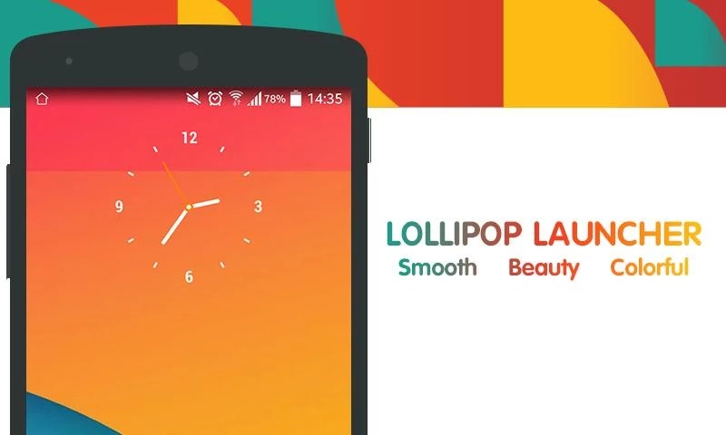 Arista Lollipop Launcher