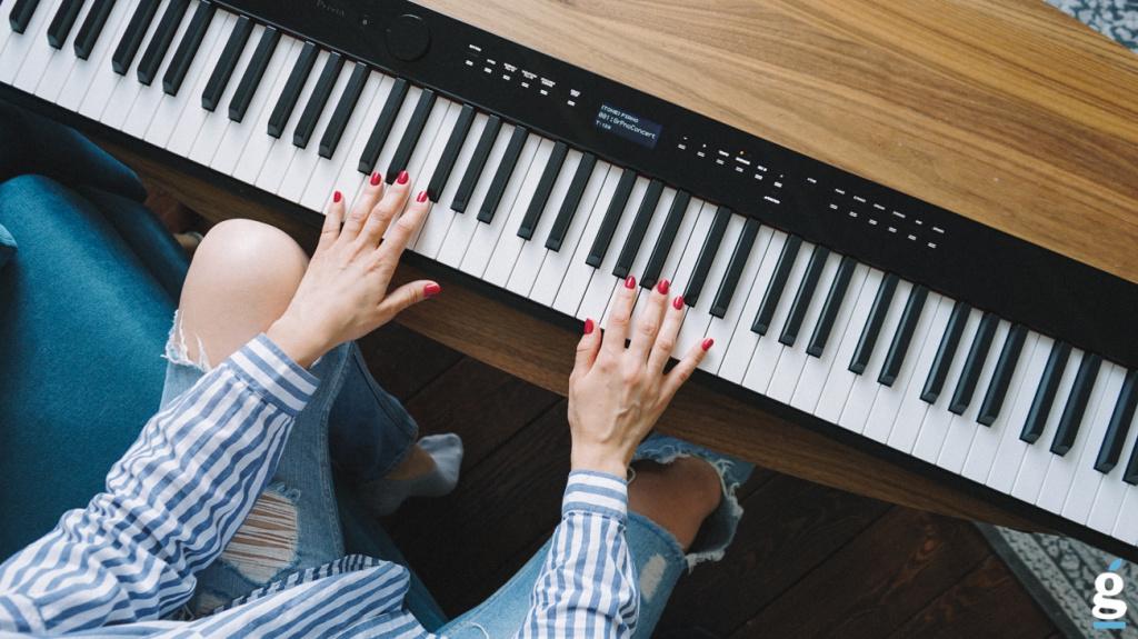 Обзор Casio Privia PX-S3000 — цифровое пианино для профи