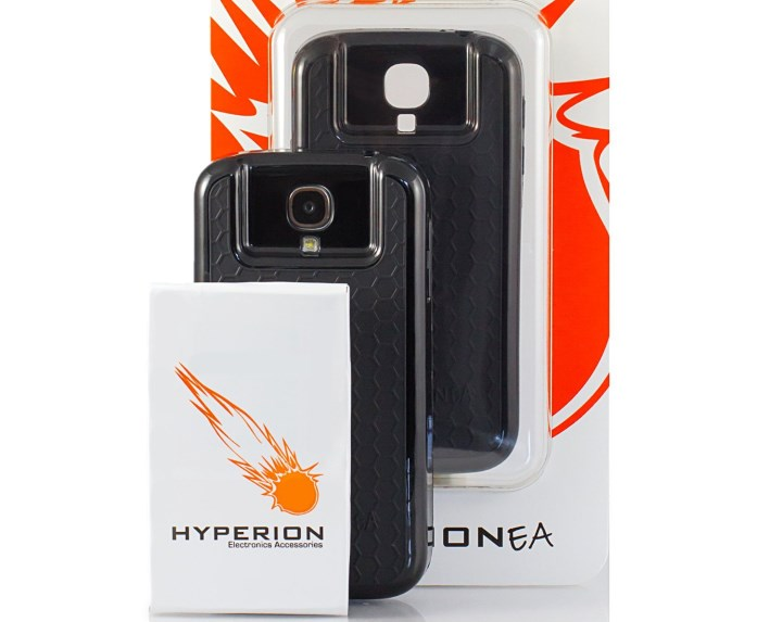 Hyperion Extended Battery + Cover