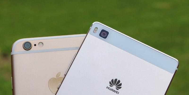Huawei впервый раз потеснила Apple: цифры впечатляют, специалисты поражены