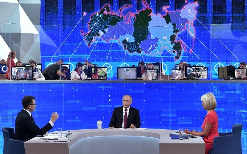 Акции «Яндекса» увеличились доисторического максимума нафоне заявлений В. Путина