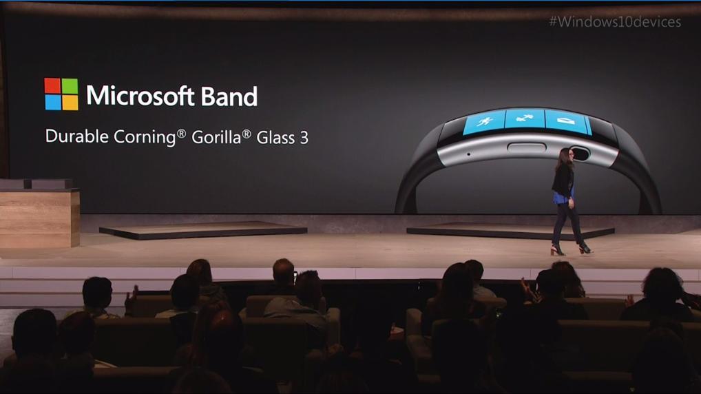 Новинки Microsoft: фитнес-браслет Microsoft Band 2 и HoloLens за $3000