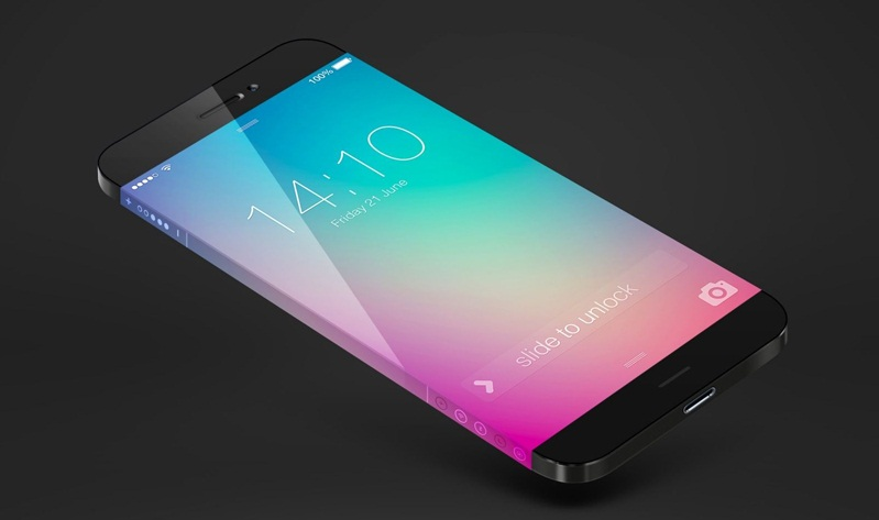 iphone 6 concept Ы