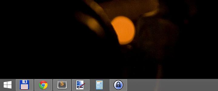 """Кнопка """"Пуск"""" в Windows 8.1"""
