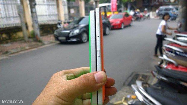 Nokia Lumia 830 и Lumia 930