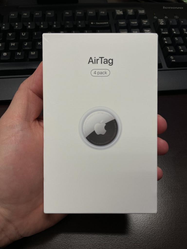 AirTags