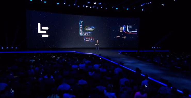 LeEco бросила вызов Apple, Google, Netflix, Spotify и Tesla
