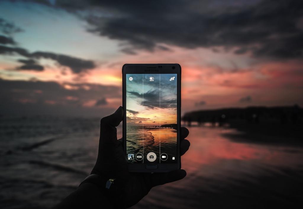 профессионально фотографируем на смартфон что недавно
