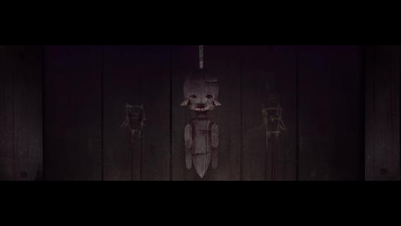 Существа попадающиеся в игре acedia indie horror