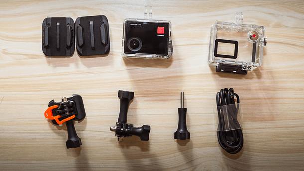 LeEco выпустила экшн-камеру LIVEMAN C1 с4K-разрешением