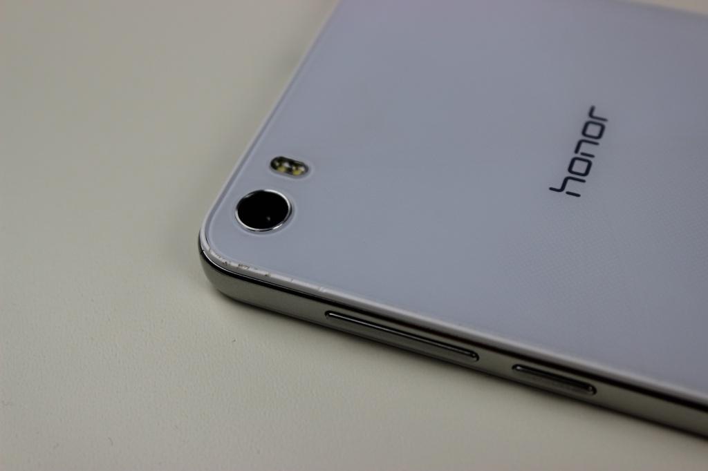Huawei Honor 6, камера