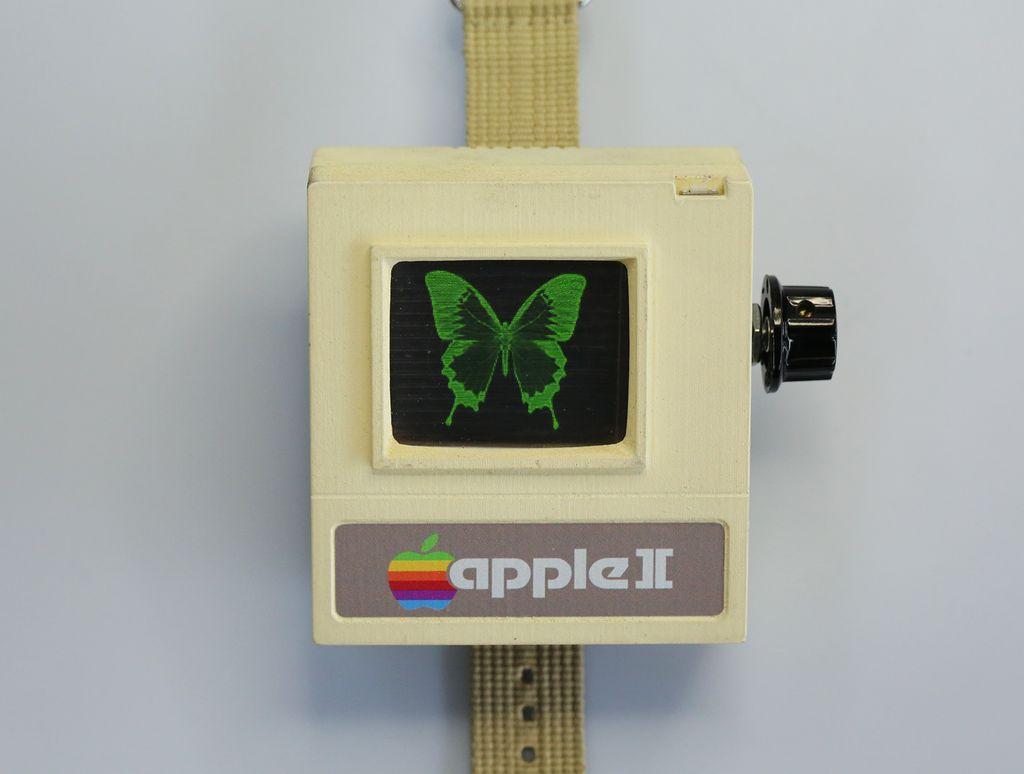 Как самостоятельно собрать часы Apple