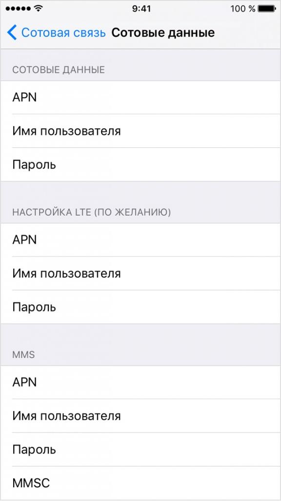 Что делать, если в iPhone отсутствует режим модема