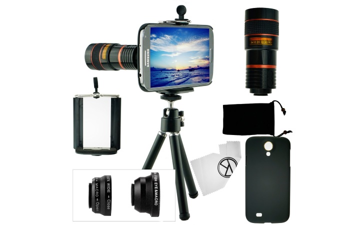CamKix Camera Lens Kit for Samsung Galaxy S4