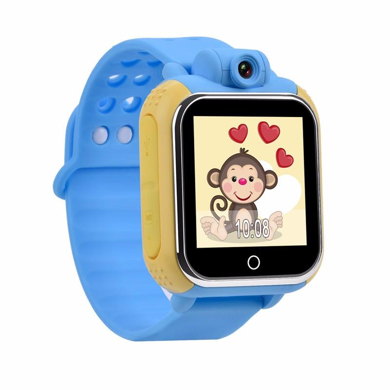 Детские часы-телефон с AliExpress