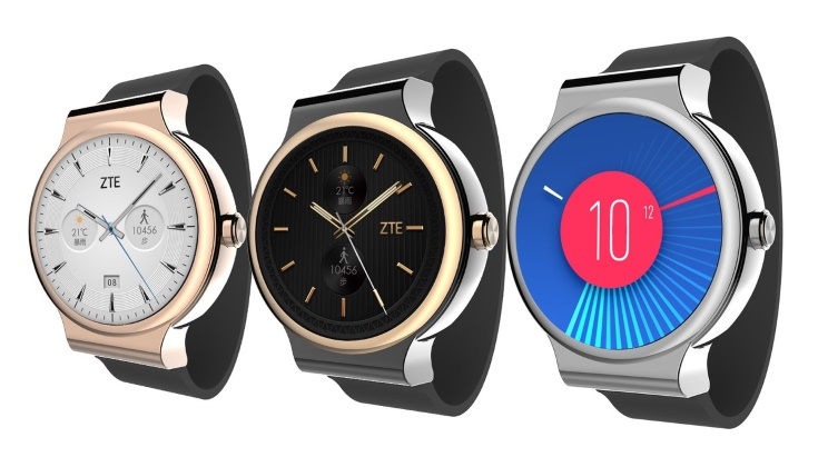 Красивые новинки ZTE: смартфоны, смарт-часы и проектор