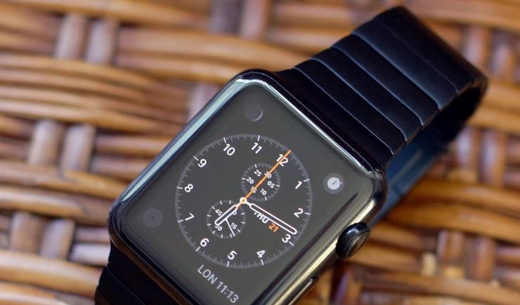 Apple выбилась влидеры нарынке Смарт часов