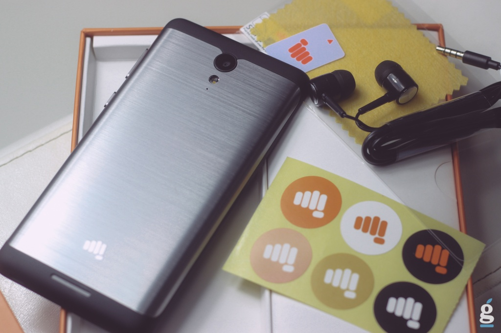 Micromax Bolt Warrior 2 Q4202