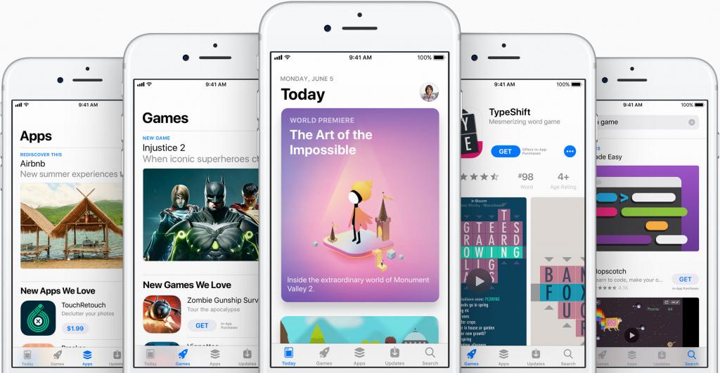 Apple зачистит App Store отприложений, ворующих данные оместоположении пользователей