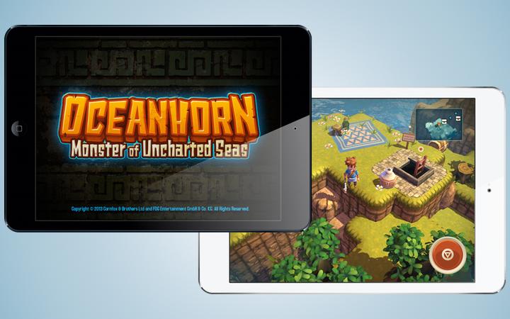 Oceanhorn: Monster of Uncharted Seas