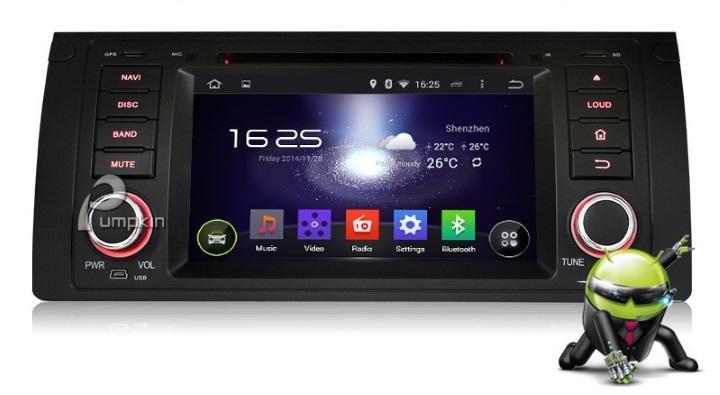 5 передовых автомобильных мультимедиа-систем на базе Android