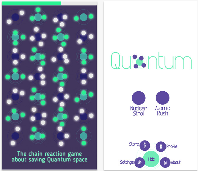 The Game Quantum