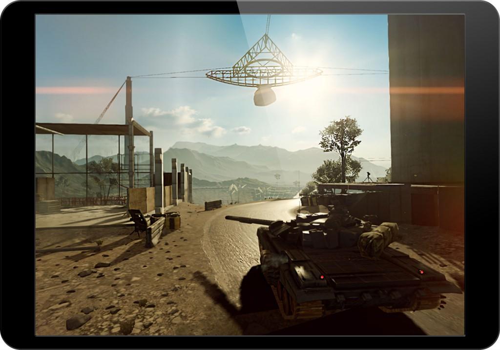 Battlefield 4 на iOS