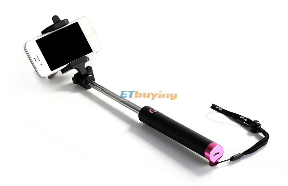 Dispho Bluetooth Wired Selfie Stick