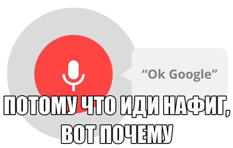 покажи картинки окей google