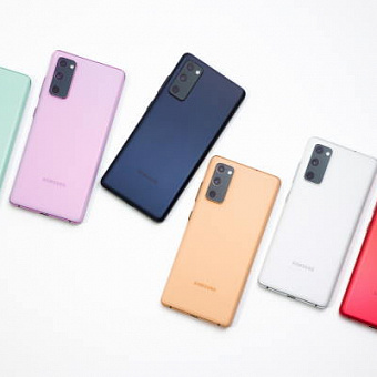 Galaxy S20 Fan Edition — новинка Samsung с поддержкой 5G