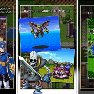 Square Enix выпустила на Android и iOS легендарную игру Dragon Quest II