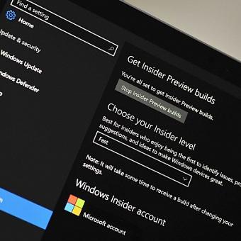 Тестовая сборка Windows 10 — с совершенно новым «Блокнотом»