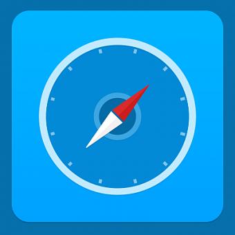 Как включить показ значков на вкладках в Safari на iOS 12