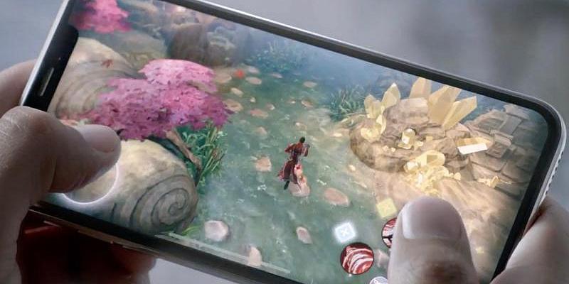 Apple напомнила о производительности iPhone X в новой рекламе