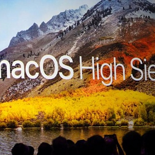 Apple выпустила macOS High Sierra Beta 2