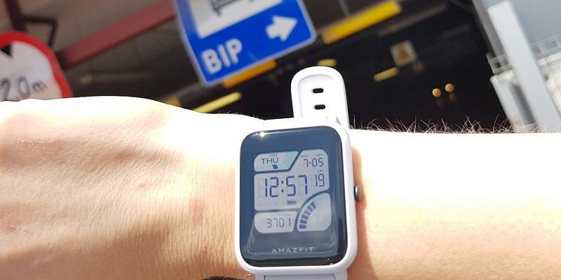 Обзор «то ли фитнес-браслета, то ли умных часов» AmazFit Bip от Xiaomi