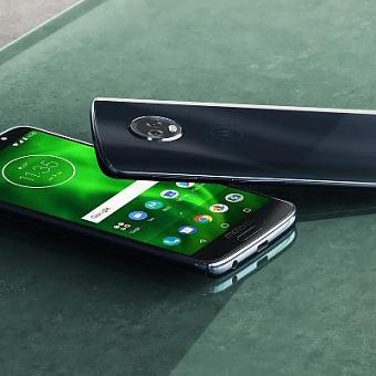 Lenovo привезла в Россию смартфоны Moto G6, E5 и E5 Plus