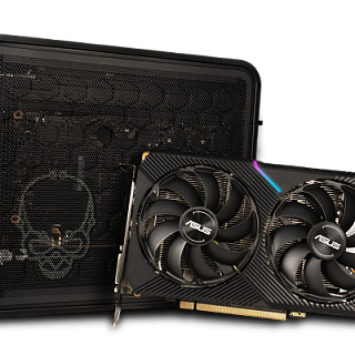 ASUS представила видеокарту Dual GeForce RTX 2070 MINI