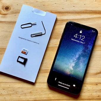 В iOS 12 замечено упоминание iPhone с двумя SIM-картами