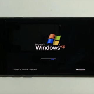 Windows XP запустили на iPhone 7